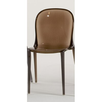 Low Price Kartell Thalya Chair Finish: Brown