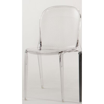 Low Price Kartell Thalya Chair Finish: Crystal