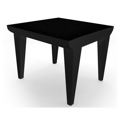 In store financing Bubble Club Table Finish: Black...
