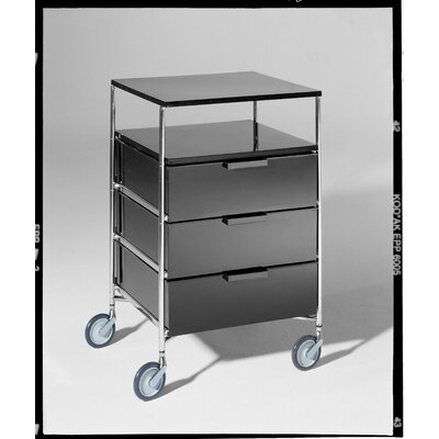 Mobil Storage Cabinet Color: Opaque Slate Product Image 2908