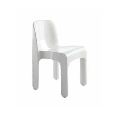 Low Price Kartell Bartoli Chair Finish: White