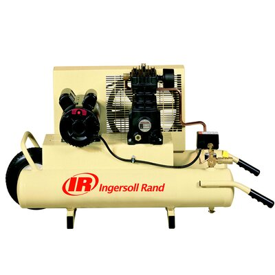 stage electric wheelbarrow air compressor irc2911 on air compressors
