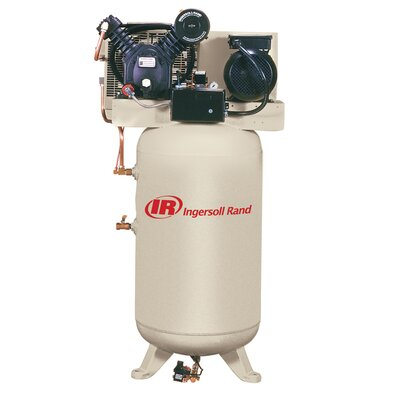 Ingersoll Rand 80 Gallon Type-30 Reciprocating Air Compressor - Voltage: 460/3/60 at Sears.com