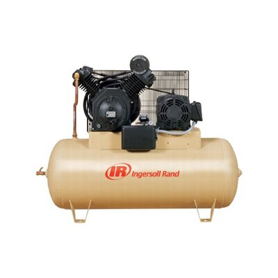 Ingersoll Rand 120 Gallon 10 HP Type-30 Reciprocating Air Compressor