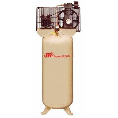 Ingersoll Rand 120 Gallon Single Phrase Electric Driven Duplex Air Compressor - Voltage: 200-3-60 at Sears.com