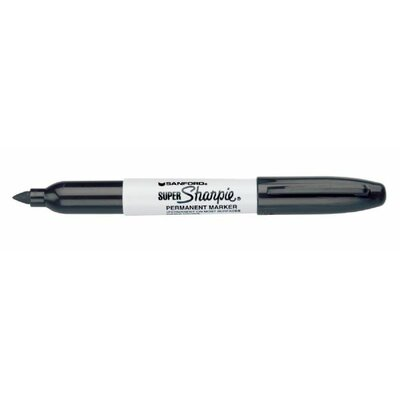 Super Bold Point Permanent Marker (Set of 3) SN33001