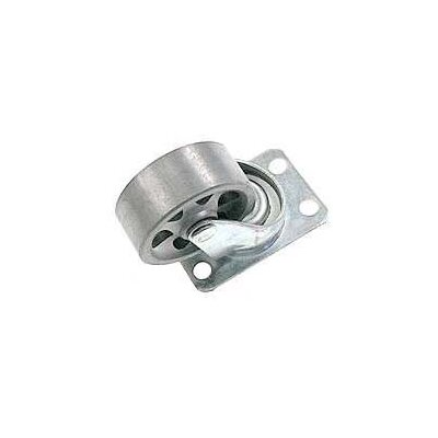 Semi Steel Wheel Swivel Plate Caster Size: 2.5