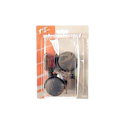 1-5/8 U Bracket Twin Wheel Caster