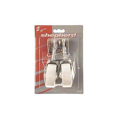 Light Duty Swivel Plate Caster Size: 2