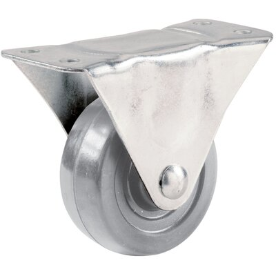 Rigid Plate Caster