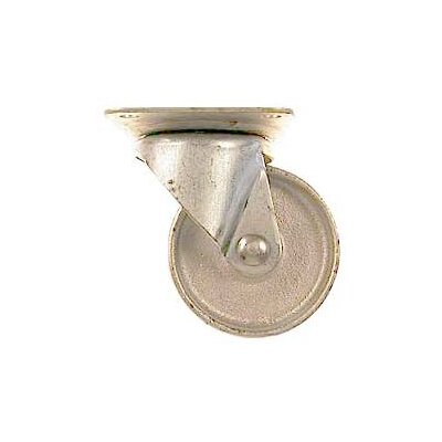 Steel Wheel Swivel Plate Caster Size: 3