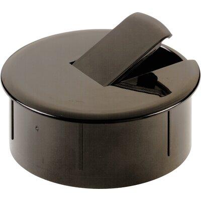 Desk Grommet Color: Black