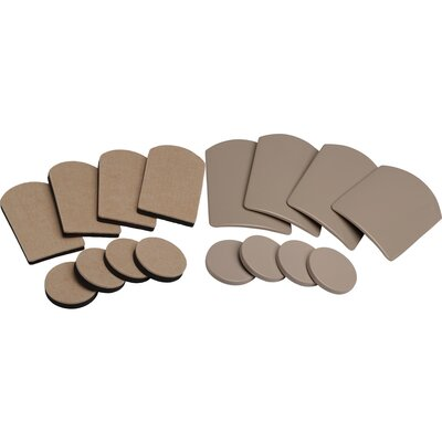 Furniture Glides and Sliders Kit