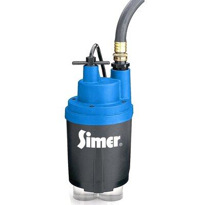1/4 HP Smart Geyser Submersible Utility Pump