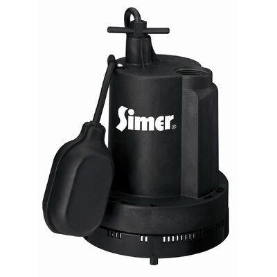 1/4 HP Mark I Automatic Sump Pump