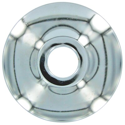 CTS Chrome Shallow Escutcheon 2 Count Size: 0.75