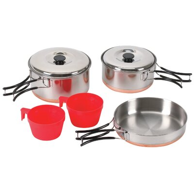 Stansport Two Person Stainless Cook Set at Sears.com