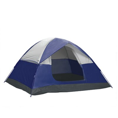 Pine Creek Dome 4 Person Tent with Carry Bag