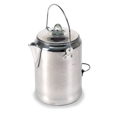 Percolator Coffee Pot Size: 9 Cup 277