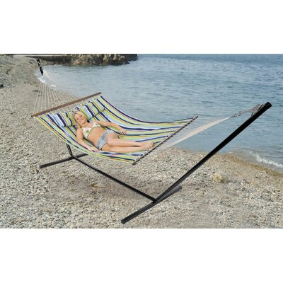 Purchase Double Antigua Cotton Hammock Stand - Image - 790