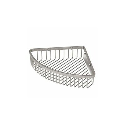 Shower Caddy Finish: Satin Nickel
