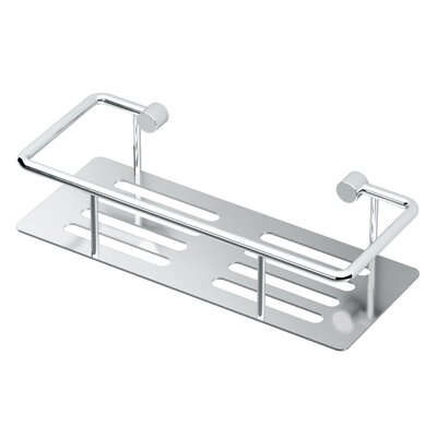 Elevate Shower Caddy Finish: Chrome