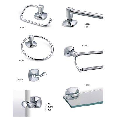 Jewel Bathroom Nine Piece Accessories Set Oval Bathroom Mirrors