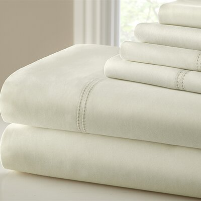 Sheet Set Size: Full, Color: Ivory