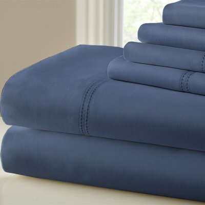 1000 Thread Count Sheet Set Size: King, Color: Slate
