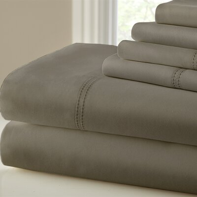 Sheet Set Size: Full, Color: Khaki