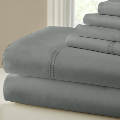 1000 Thread Count Sheet Set Color: Sage, Size: Queen