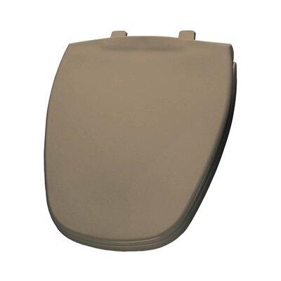 Plastic Round Toilet Seat Finish: Sand
