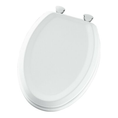 Wood Elongated Toilet Seat
