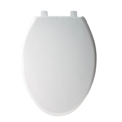 Hospitality Plastic Elongated Toilet Seat