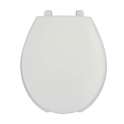 Hospitality Plastic Round Toilet Seat