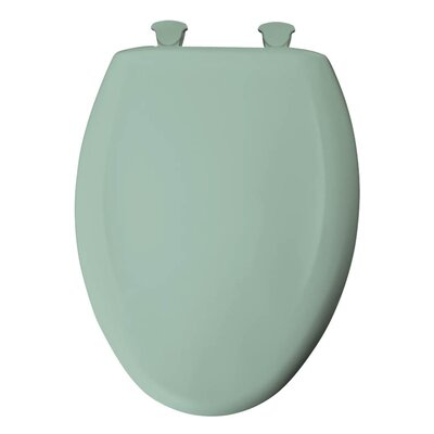 Lift-Off Plastic Elongated Toilet Seat