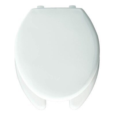 Commercial Plastic Elongated Toilet Seat