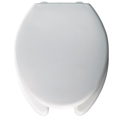 Medic Aid Open Front Elongated Toilet Seat
