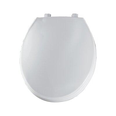 Round Toilet Seat Hinge Type: Check Hinge