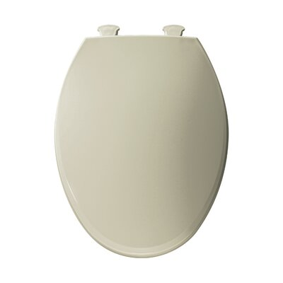 Elongated Toilet Seat Finish: Bone