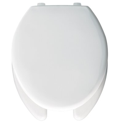 Commercial Elongated Toilet Seat Hinge Type: Top-Tite Hinge