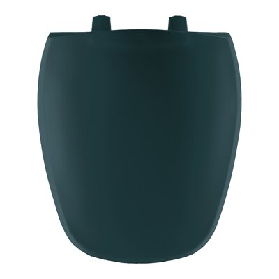 Round Toilet Seat Finish: Verde Green
