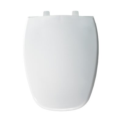 Elongated Toilet Seat Finish: White