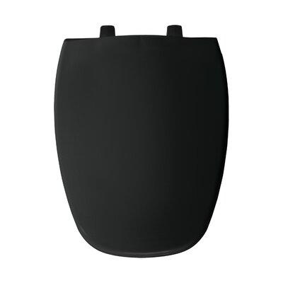 Elongated Toilet Seat Finish: Black