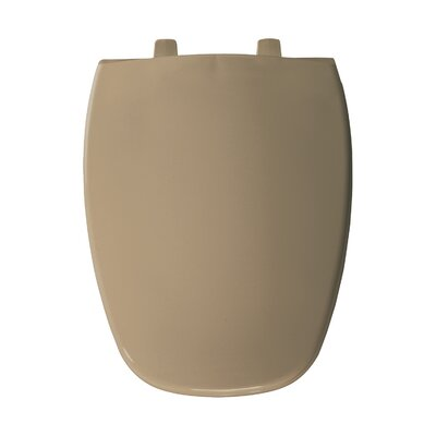 Elongated Toilet Seat Finish: Sand