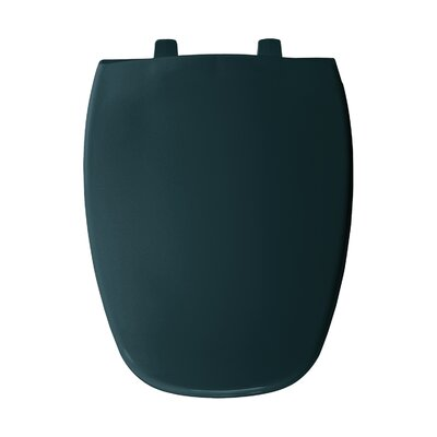 Elongated Toilet Seat Finish: Verde Green