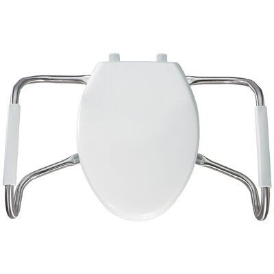 Medic Aid Closed Front Elongated Toilet Seat