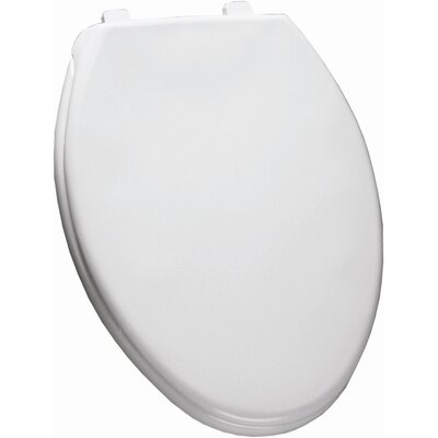Top-Tite Elongated Toilet Seat Finish: White
