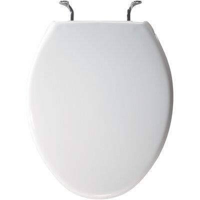 Solid Plastic Designed Round Toilet Seat