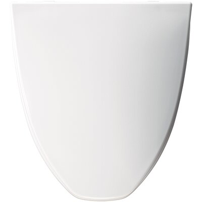 Elongated Toilet Seat Finish: Fawn Beige